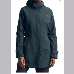 NWOT - North Face City Breeze Waterproof Trench